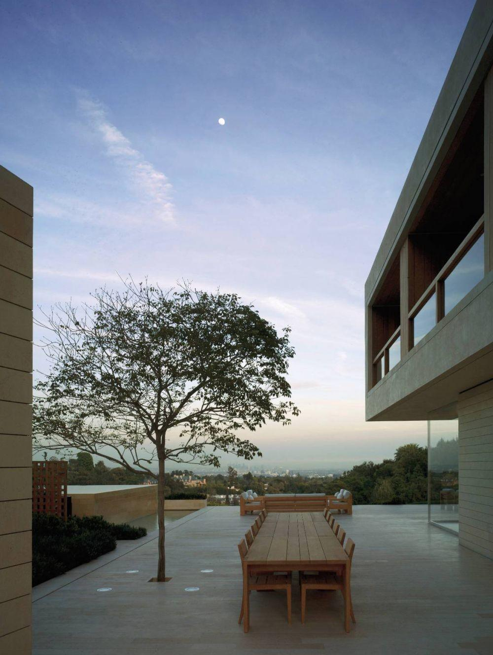 Modern Outdoor Space John Pawson Ltd Architectural