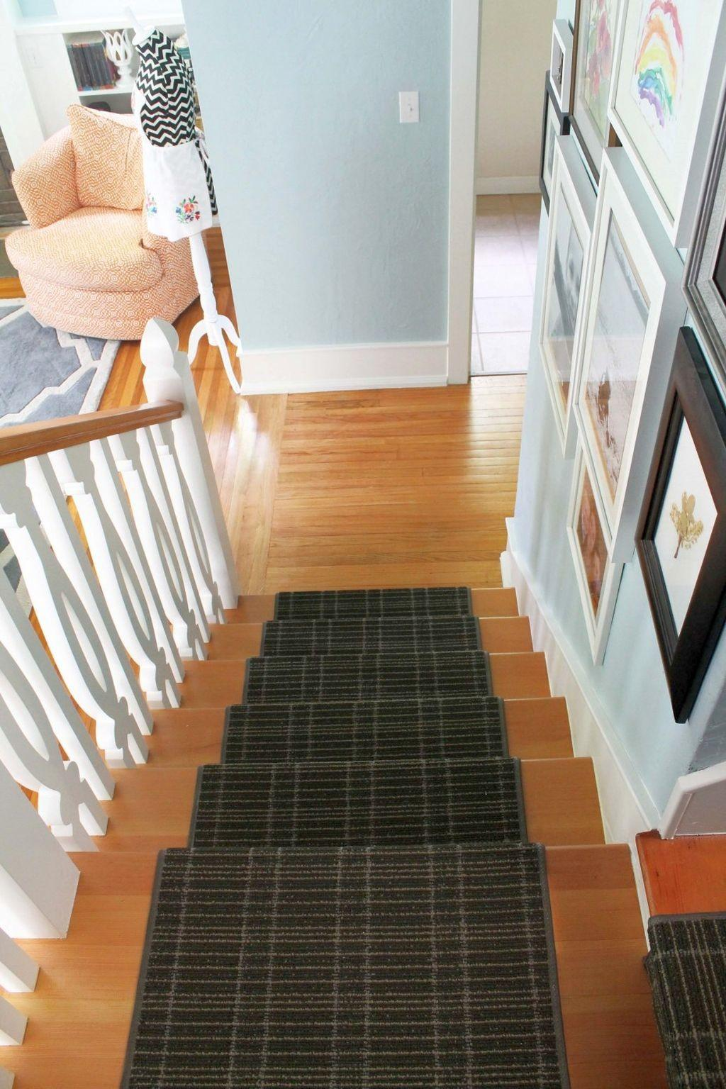 Modern Painted Floors Inspiration Staircase Carpet