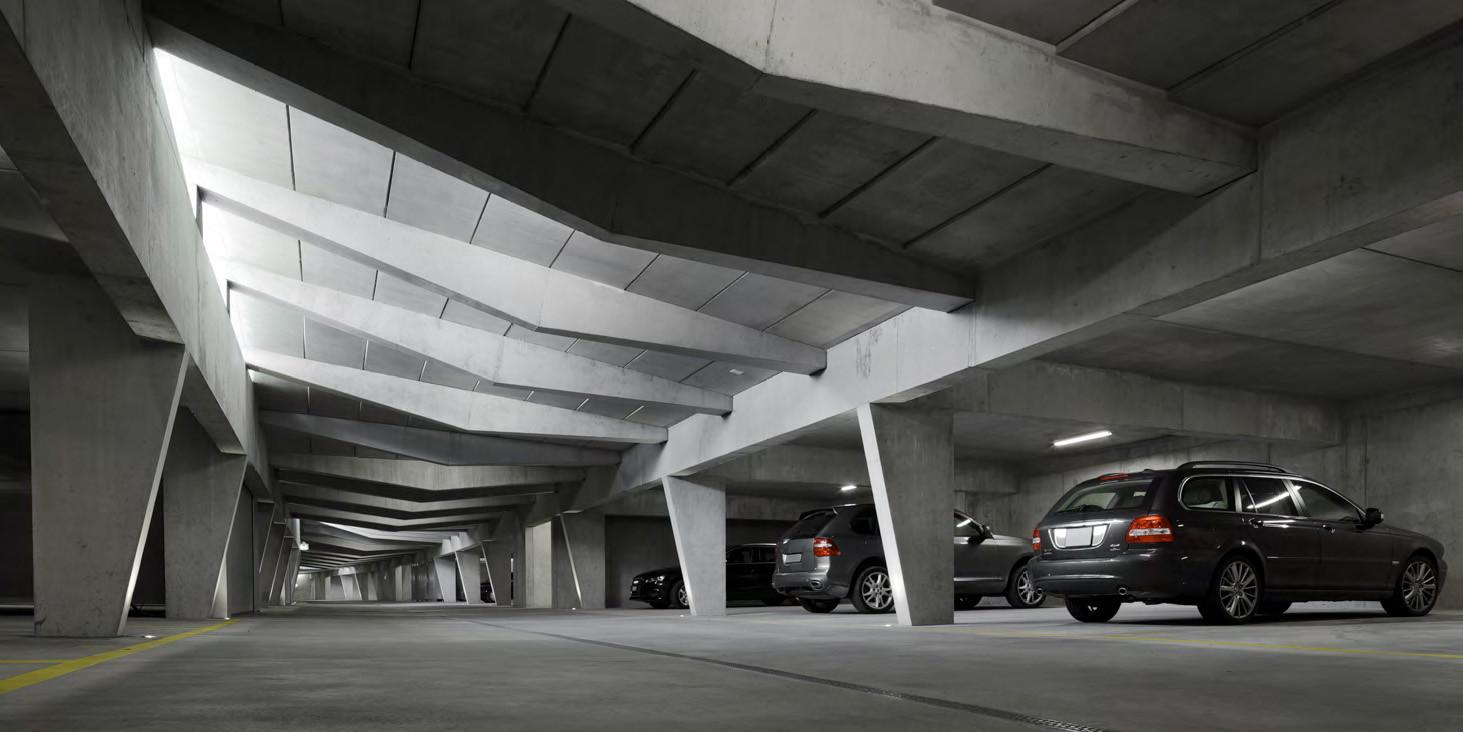 Modern Parking Garage Design Imgkid