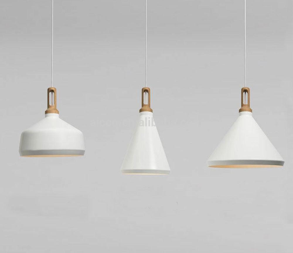 Modern Pendant Light Wooden Lighting