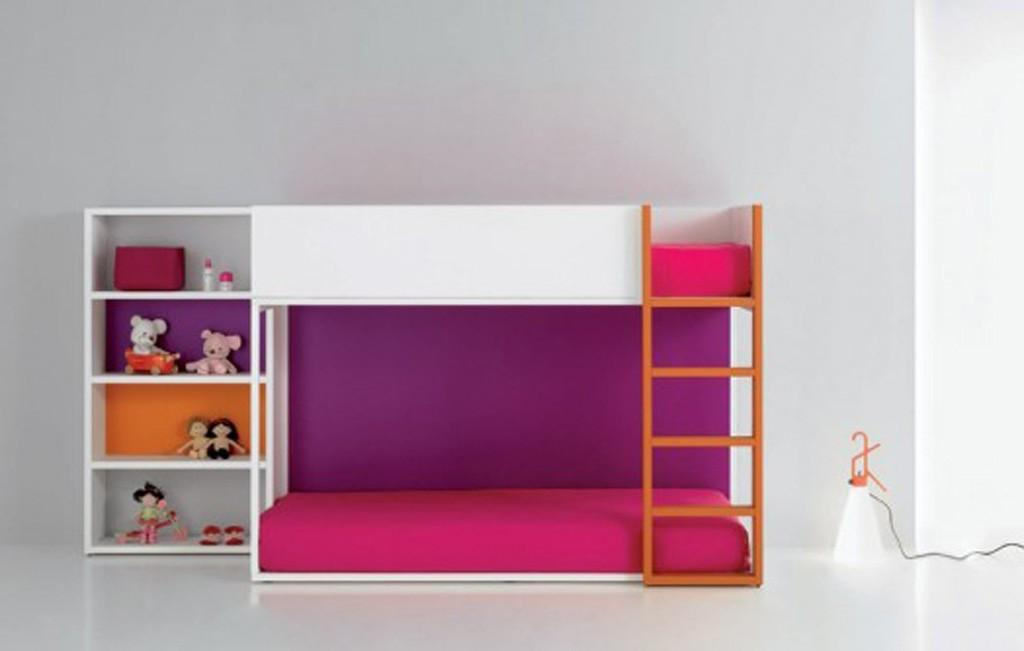 Modern Portable Bunk Bed Designs Cool Funky Kids
