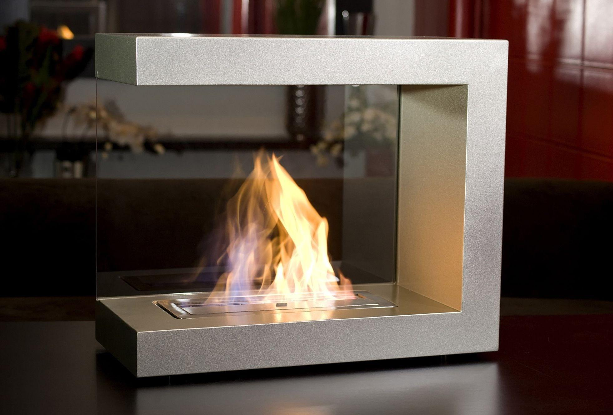 Modern Portable Fireplace Home Design