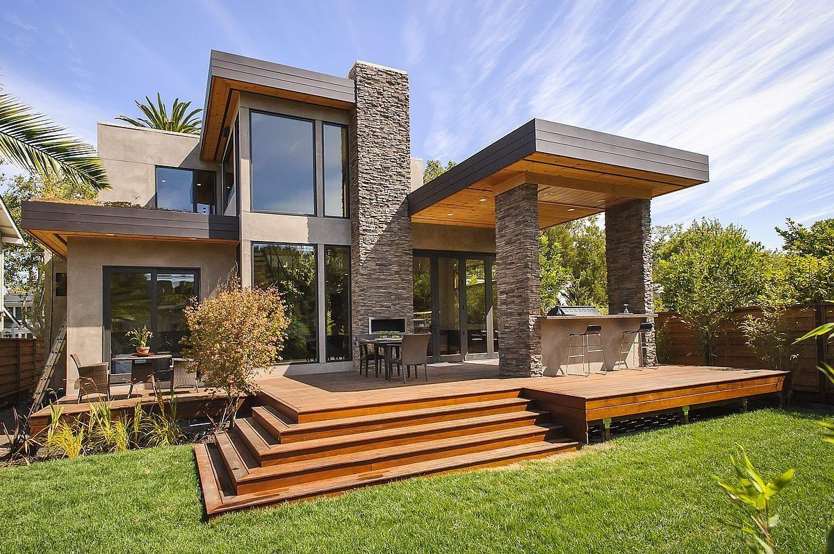 Modern Prefab Home Tobylongdesign
