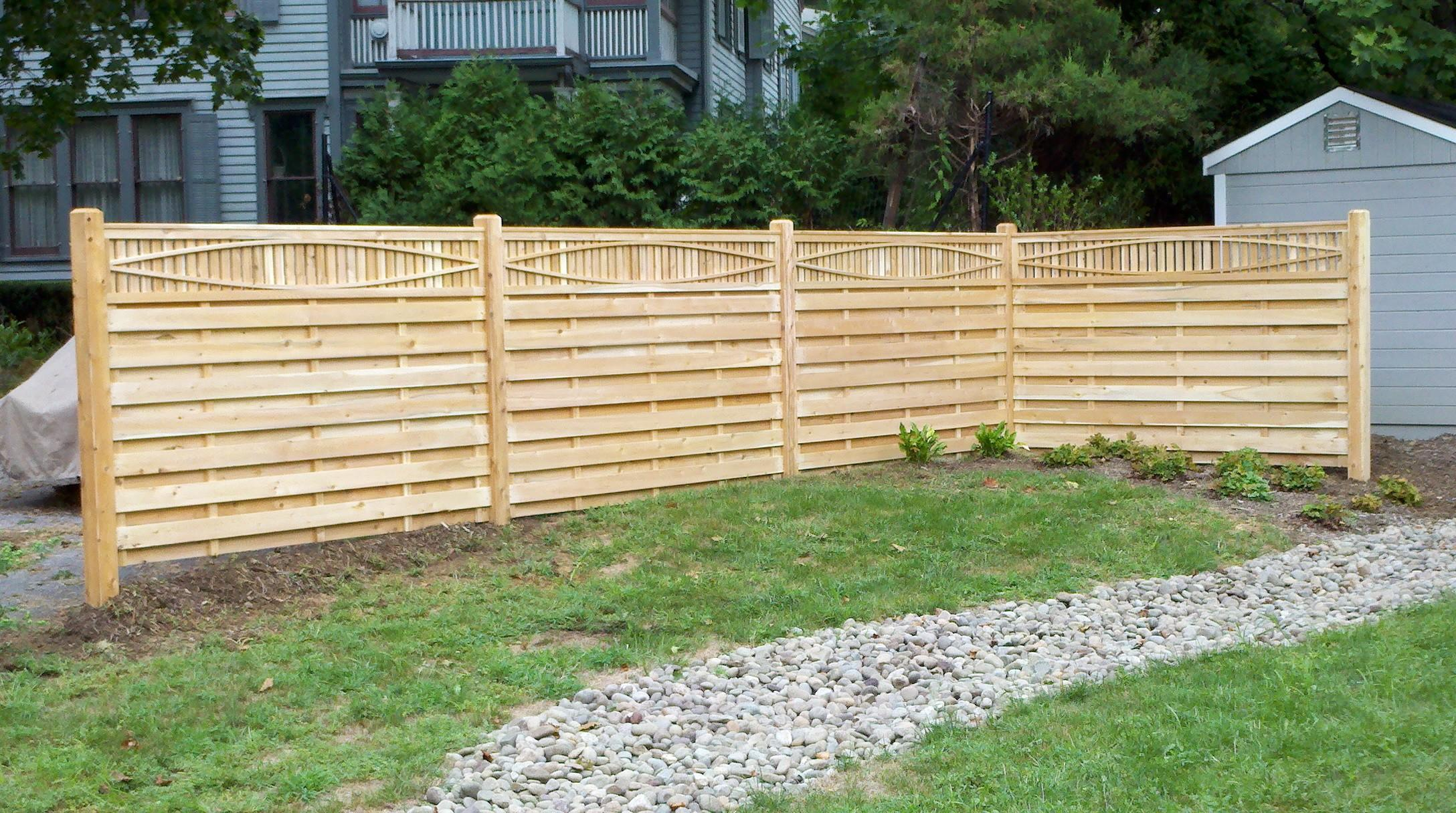 Modern Privacy Fence Home Ideas