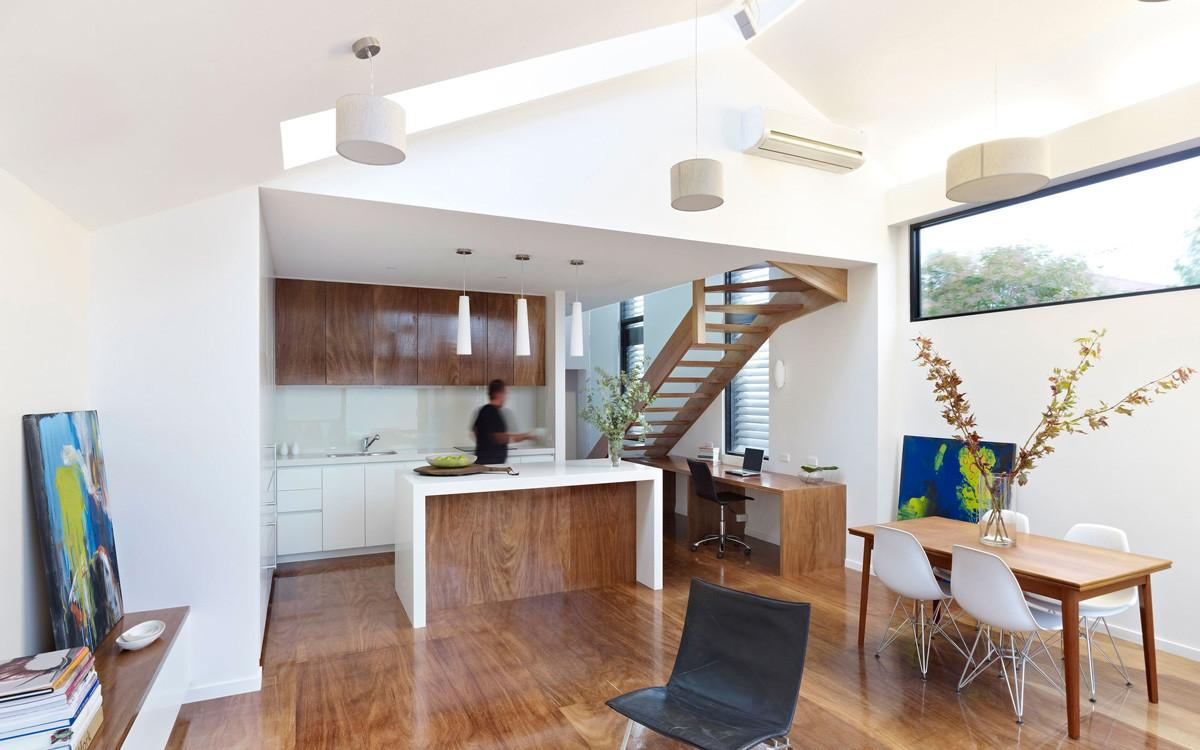 Modern Renovation Fitzroy North Australia