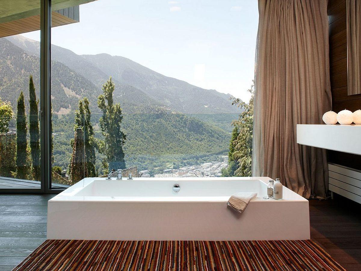 Modern Residence Andorra Offers Window Into Pyrenees