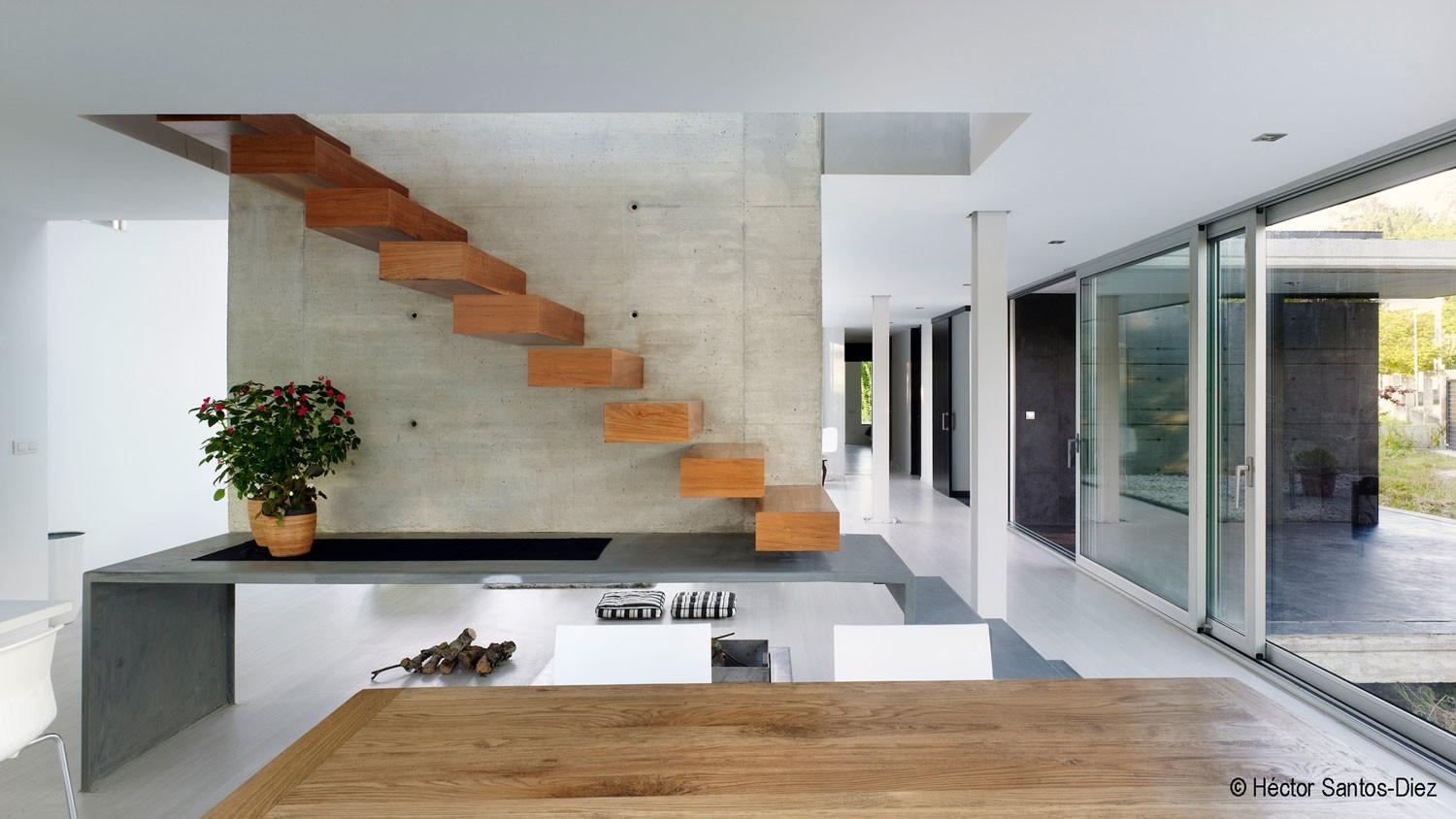 Modern Residence Eins House Architected Scar Pedr