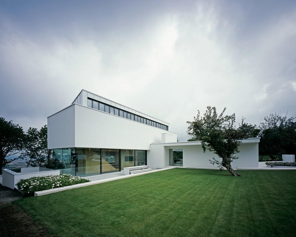 Modern Residence Opening Fantastic Views Germany