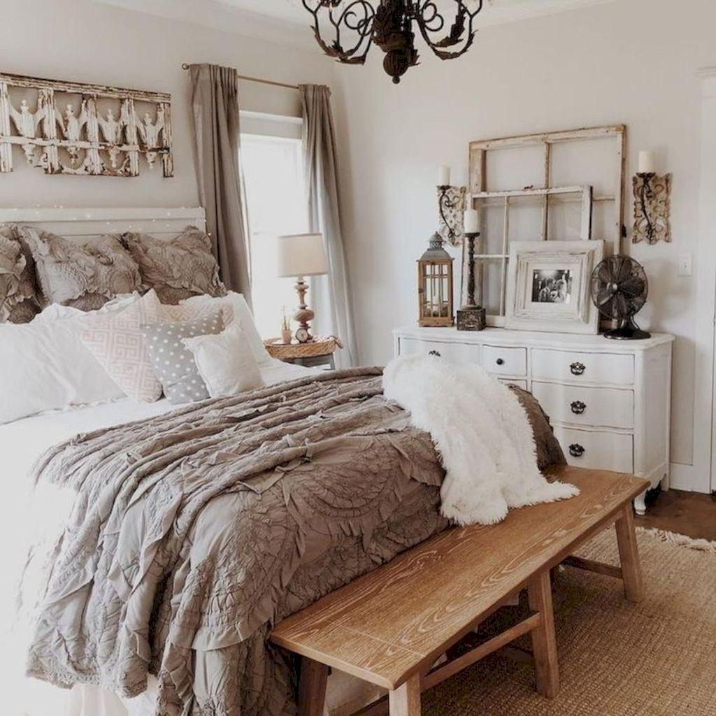 Modern Rustic Farmhouse Master Bedroom Ideas Wholiving