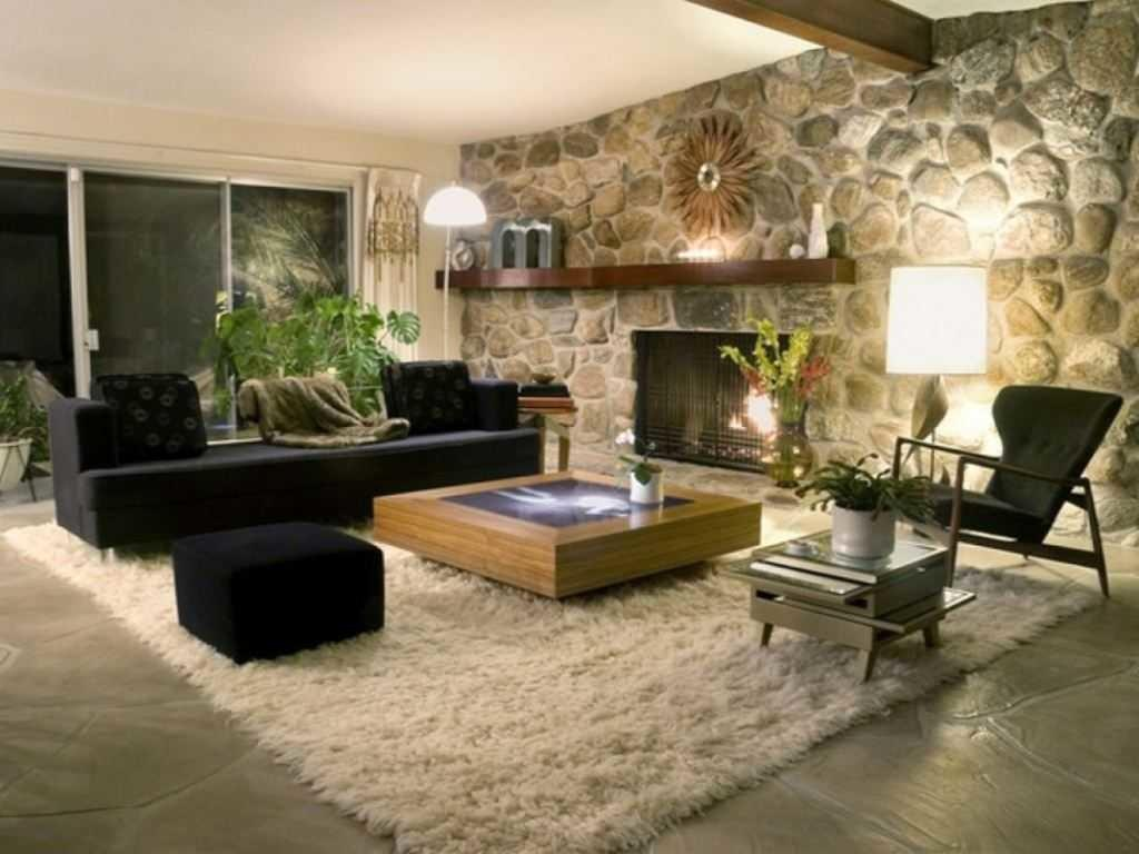 Modern Rustic Living Room Ideas Rooms Designs Decor