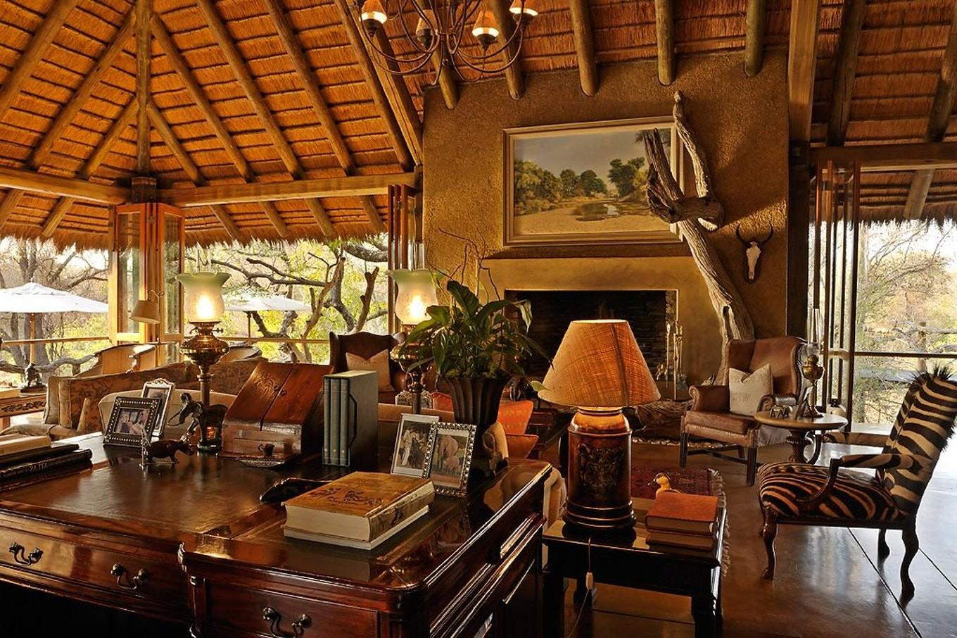 Modern Safari Decor Living Room Theme Ideas Formal African
