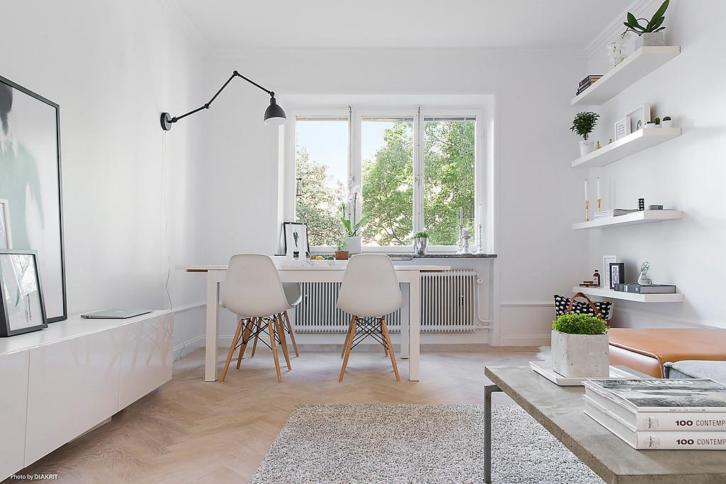 Modern Scandinavian Apartment Stockholm Ideasgn