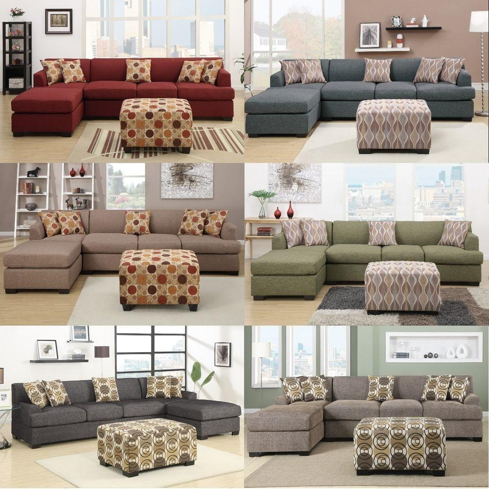 Modern Sectionals Sofa Couch Colors Living Room