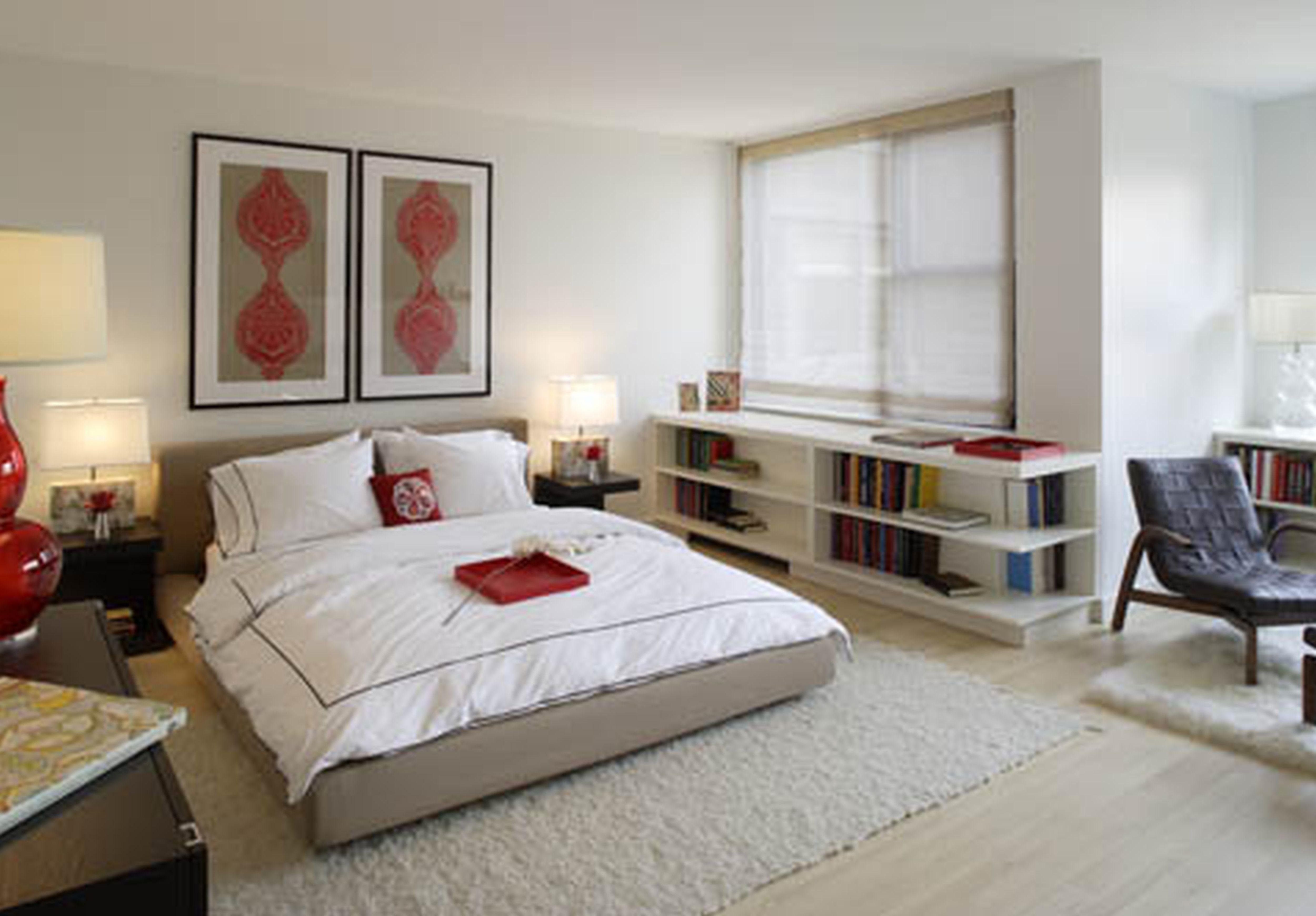 Modern Small New York Apartments Decorating Interior