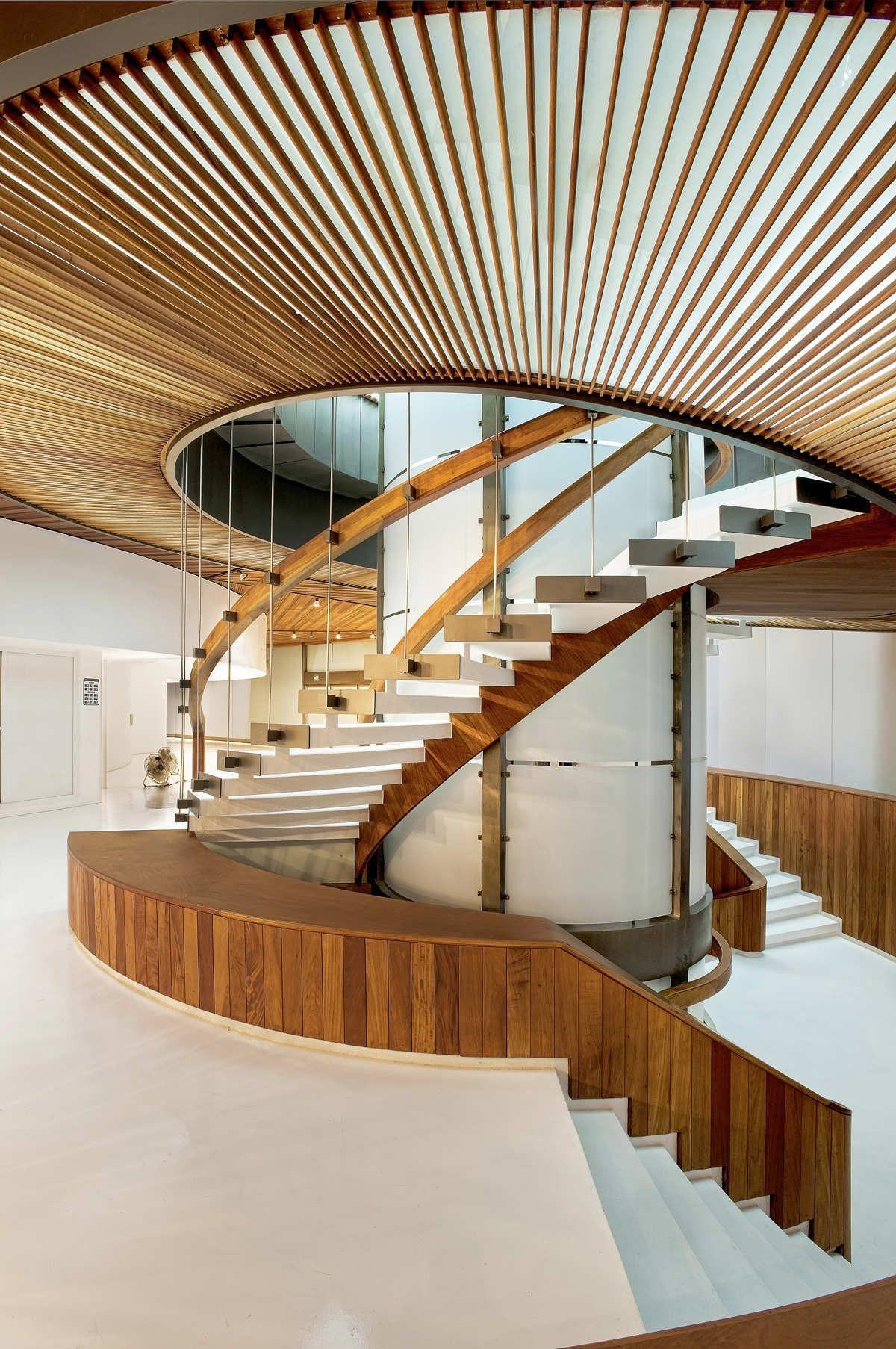 Modern Staircases Stand Out Unique Reasons
