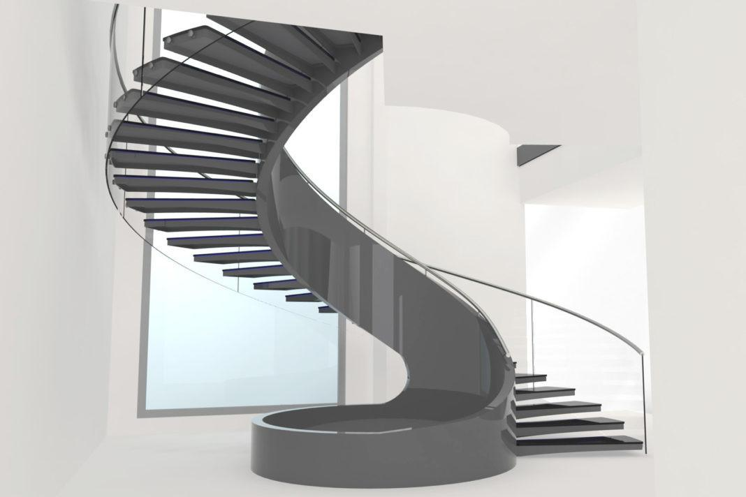 Modern Stairs Design Which Enhance Home Individuality