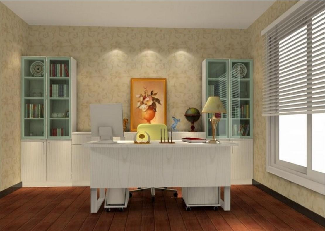 Modern Study Room Bookcase Designs House