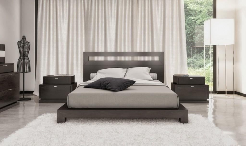 Modern Style Bedroom Furniture Intended Property