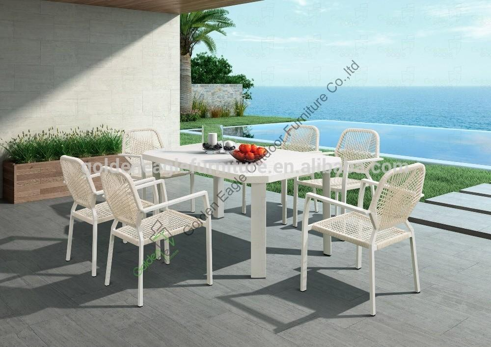 Modern Style High Table Patio Furniture End