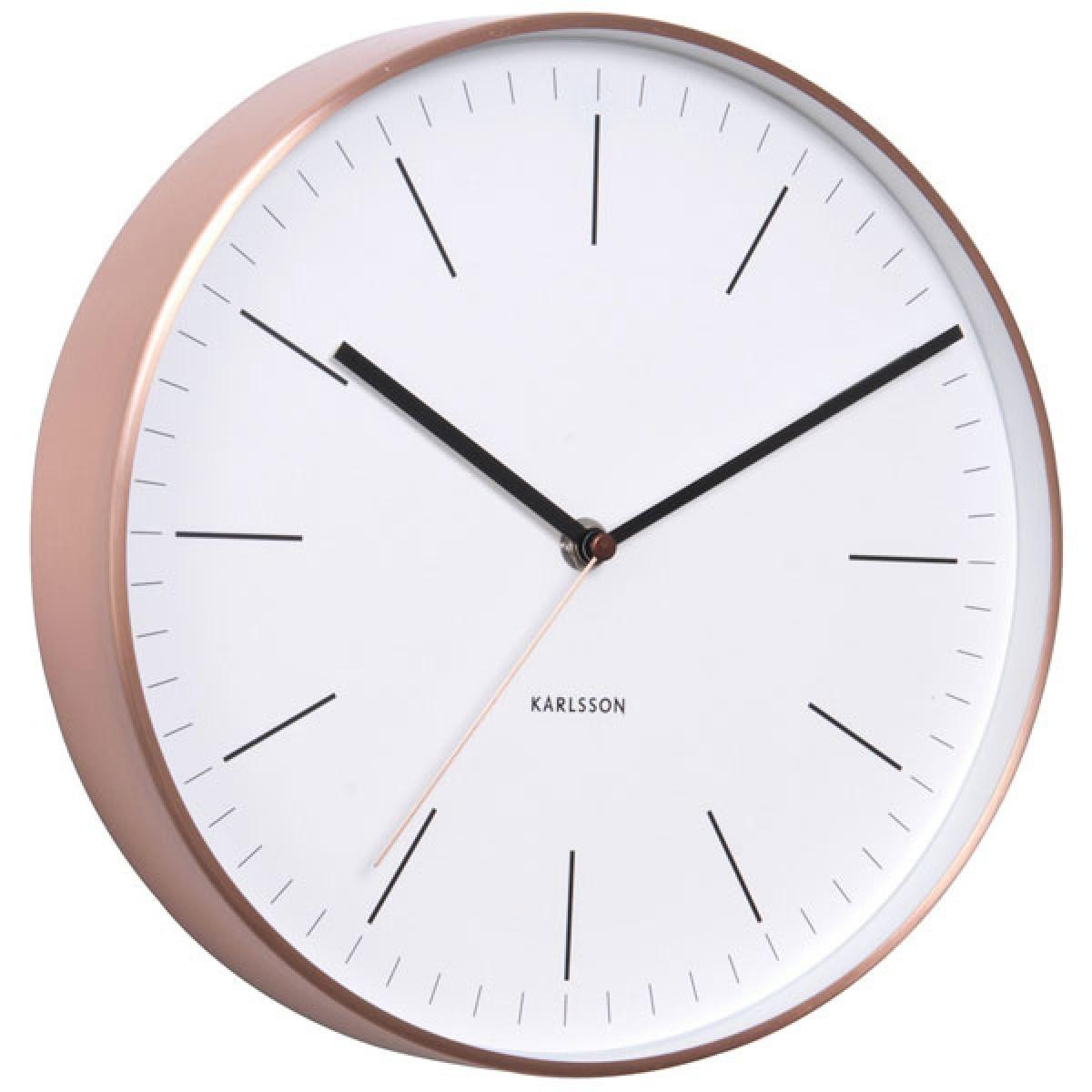 Modern Style Wall Clocks Cheap Metal