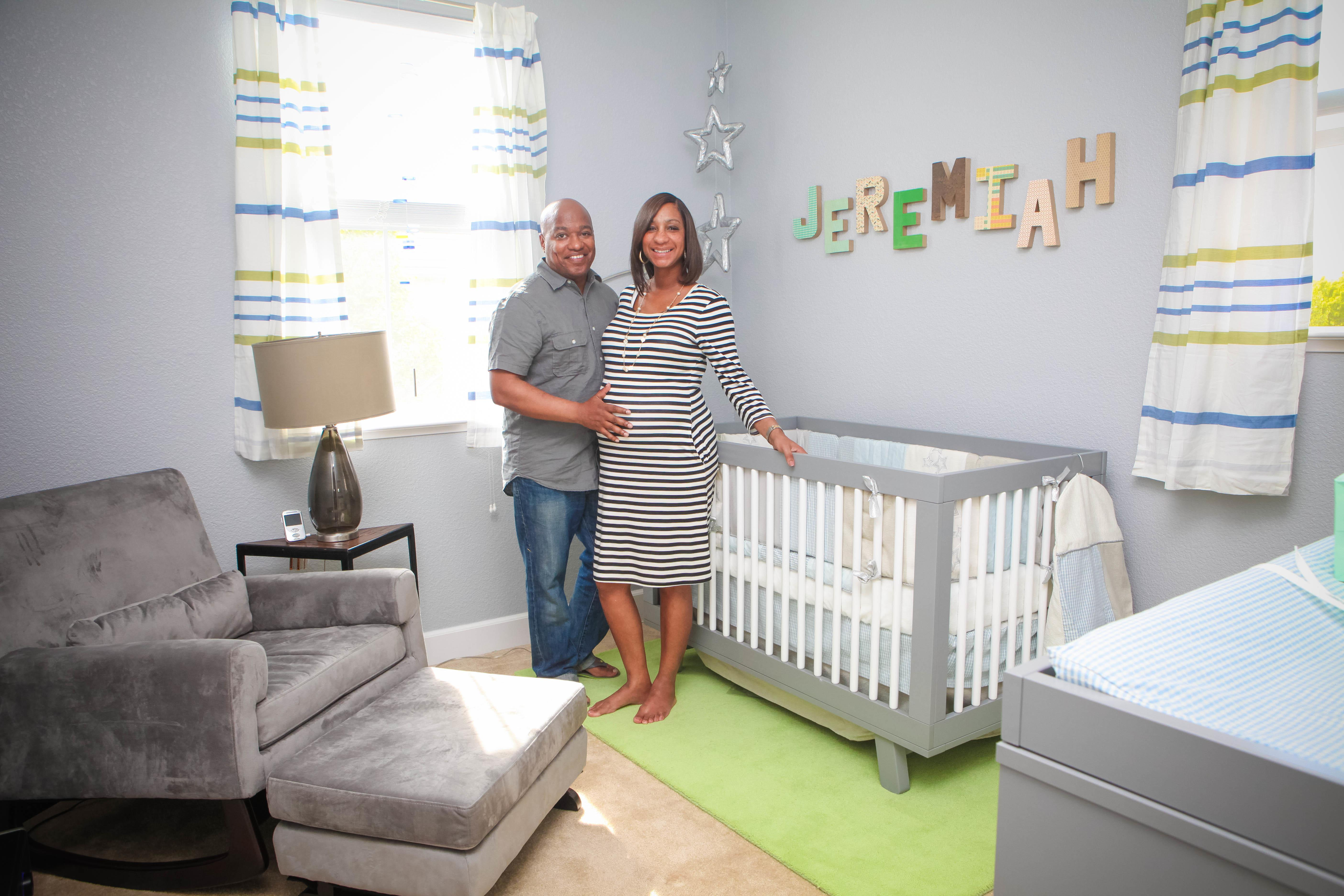 Modern Stylish Chic Baby Boy Nurseries