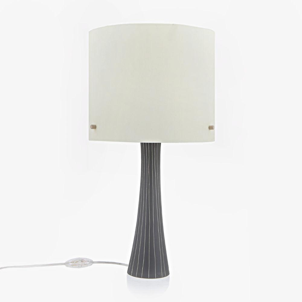 Modern Table Lamp Handmade Ceramic Base