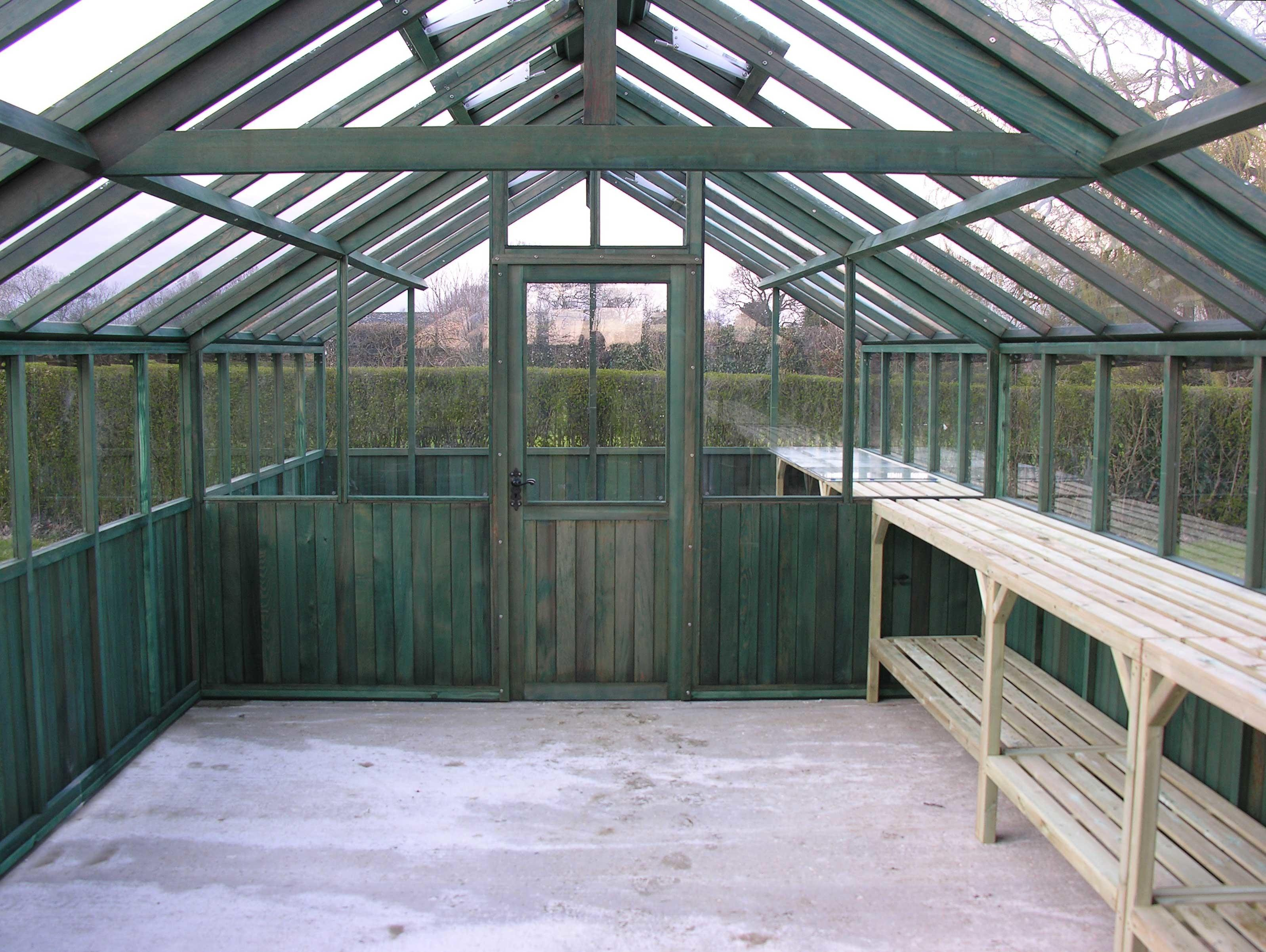 Modern Thermofor Automatic Greenhouse Window Roof Vent