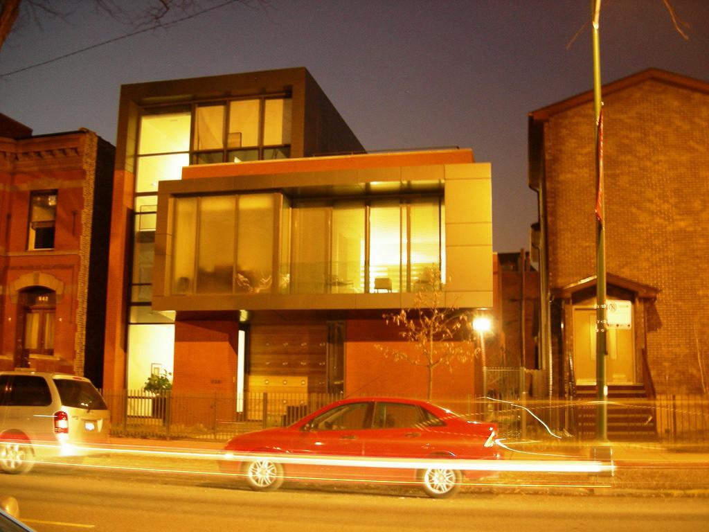 Modern Townhouse Lincoln Park Very Cool Scott