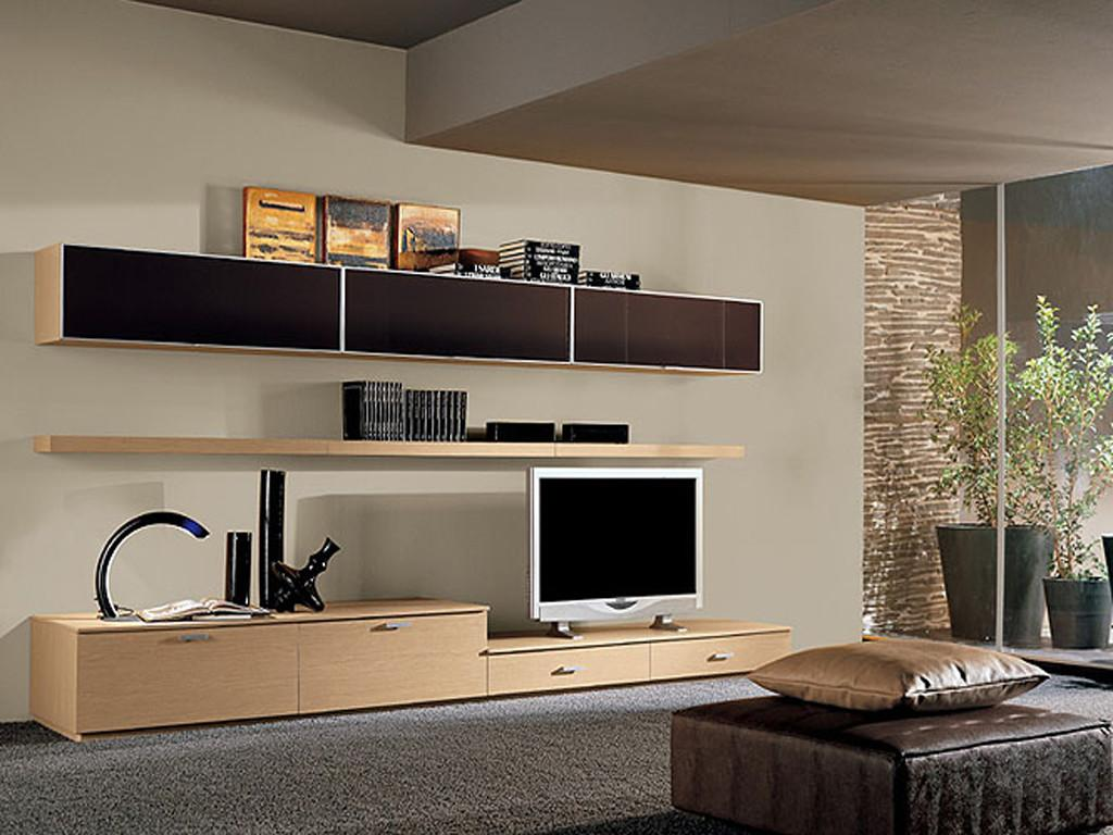 Modern Unit Design Living Room Decosee