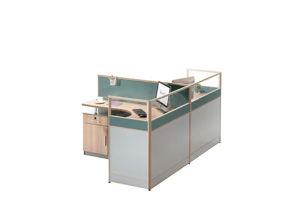 Modern Used Metal Partition Office Cubicle Person