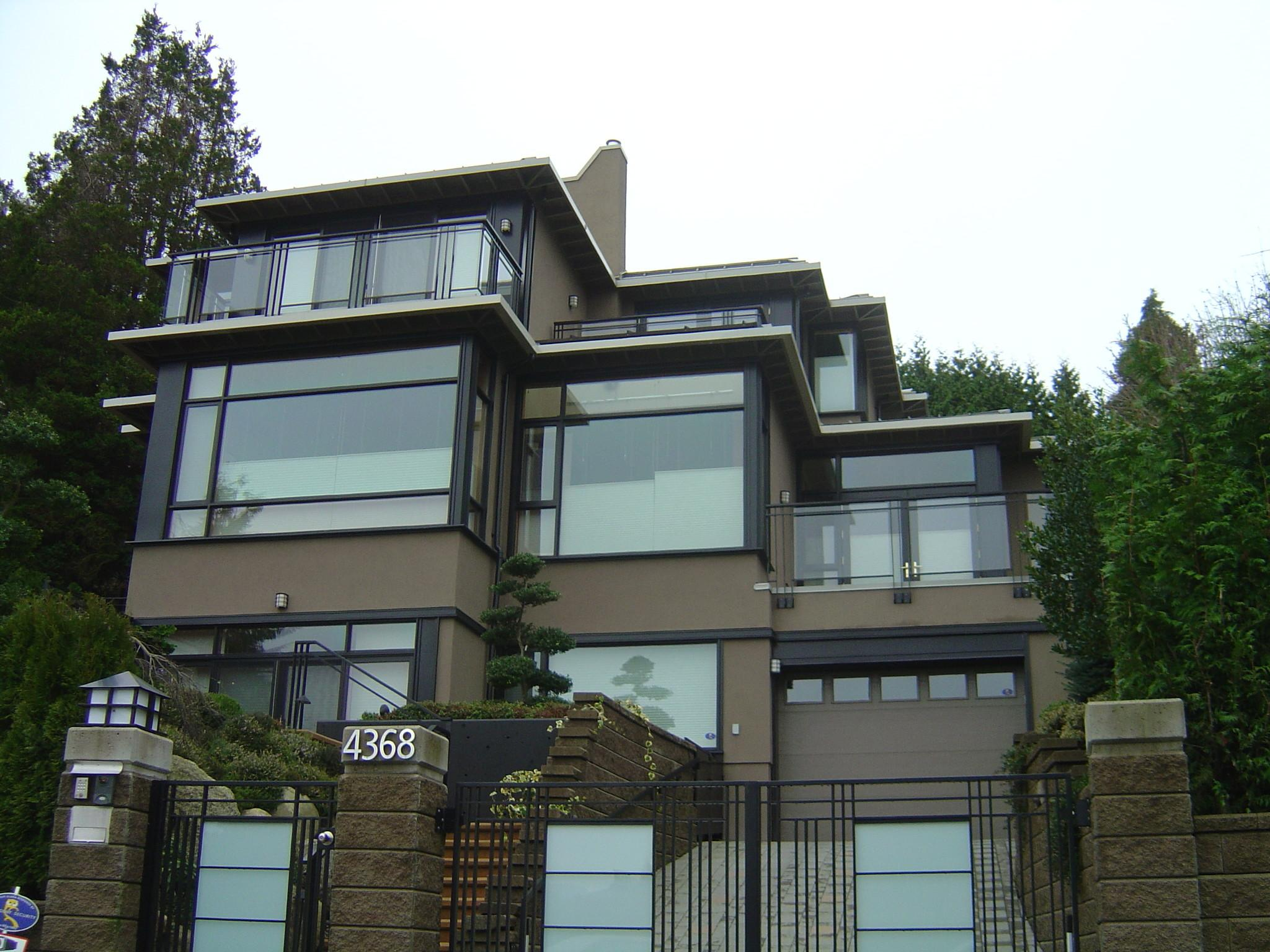 Modern Vancouver House Flickr Sharing