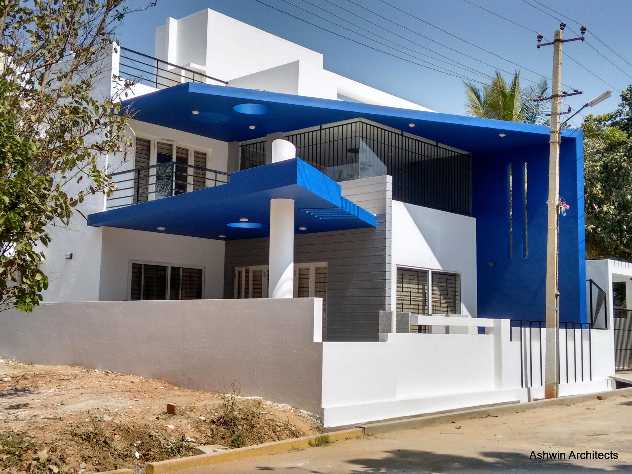 Modern Villa Designs Bangalore Luxury Home Builders