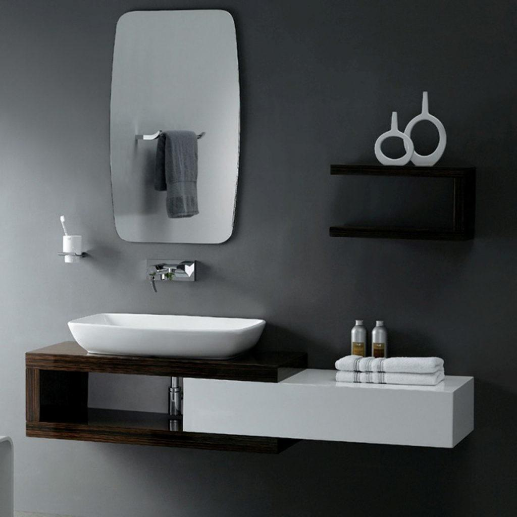 Modern Wall Hung Bath Vanities Bathroom Ideas