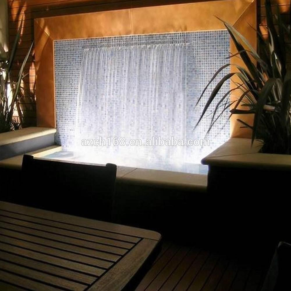 Modern Watefall Fountains Large Indoor Waterfall