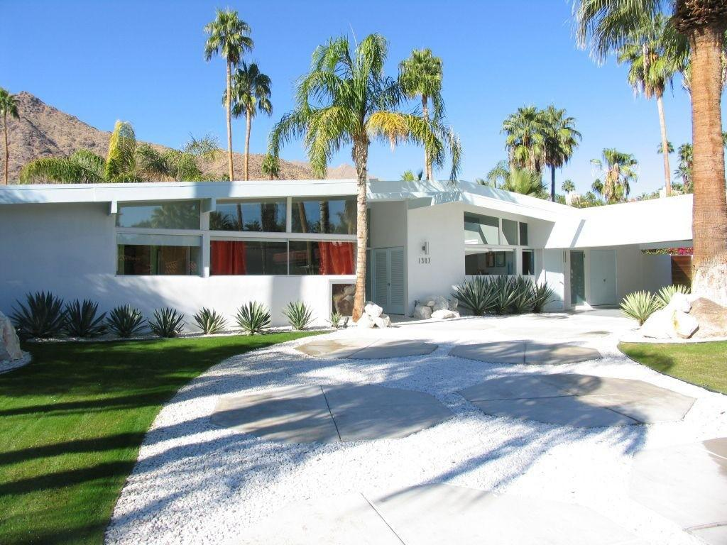 Modern White Nuance Mid Century Homes Can