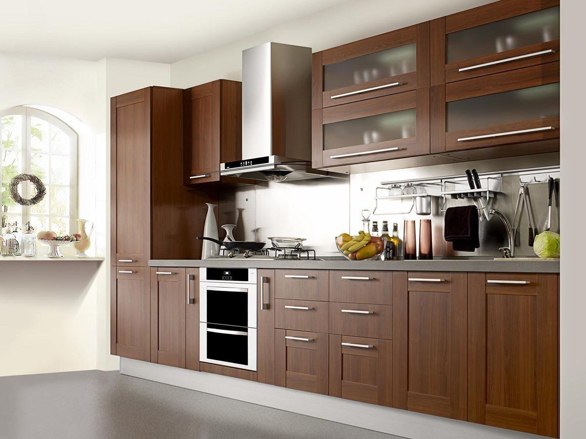 Modern Wood Kitchen Cabinets Inspirations Wooden