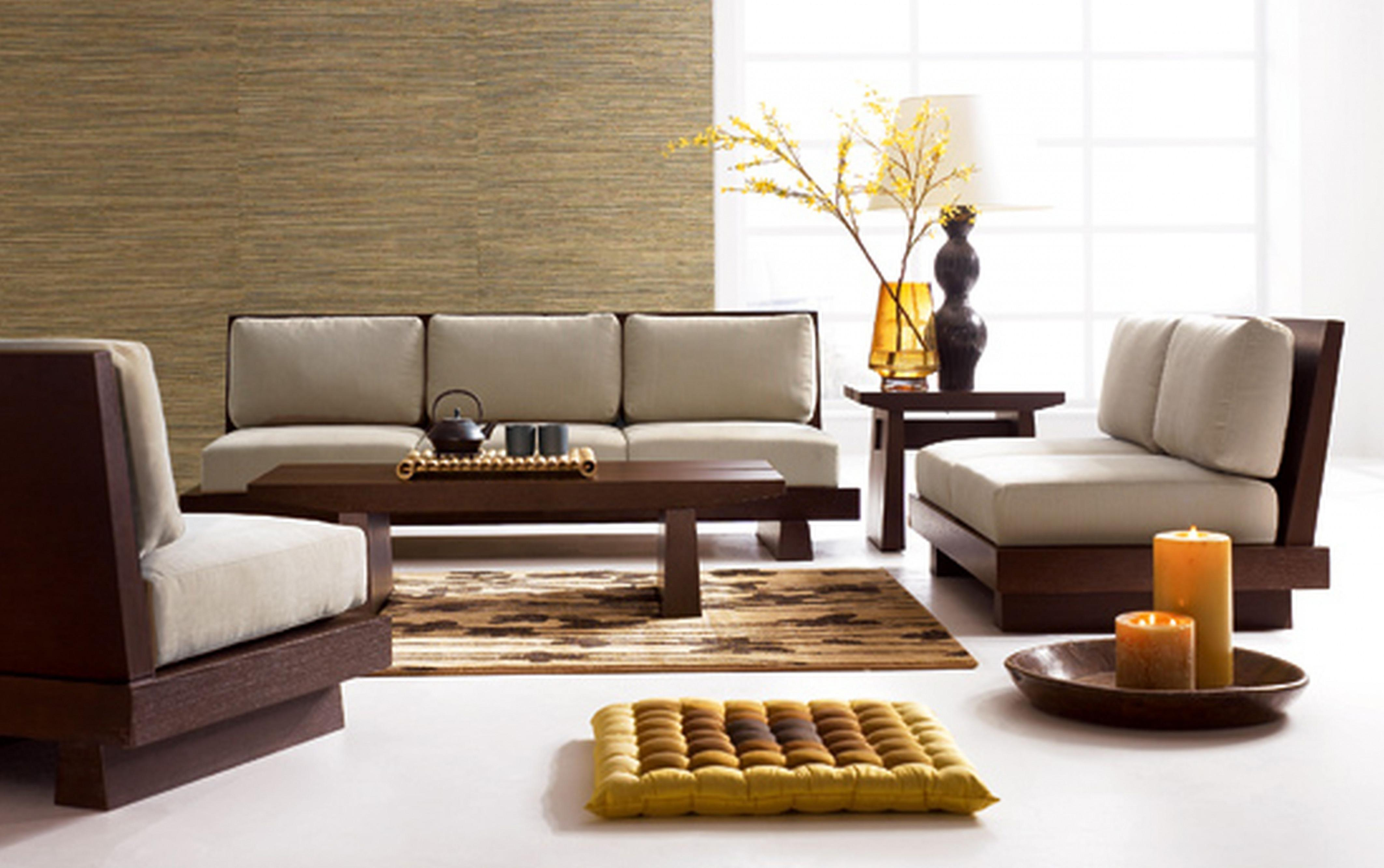 Modern Wooden Sofa Designs