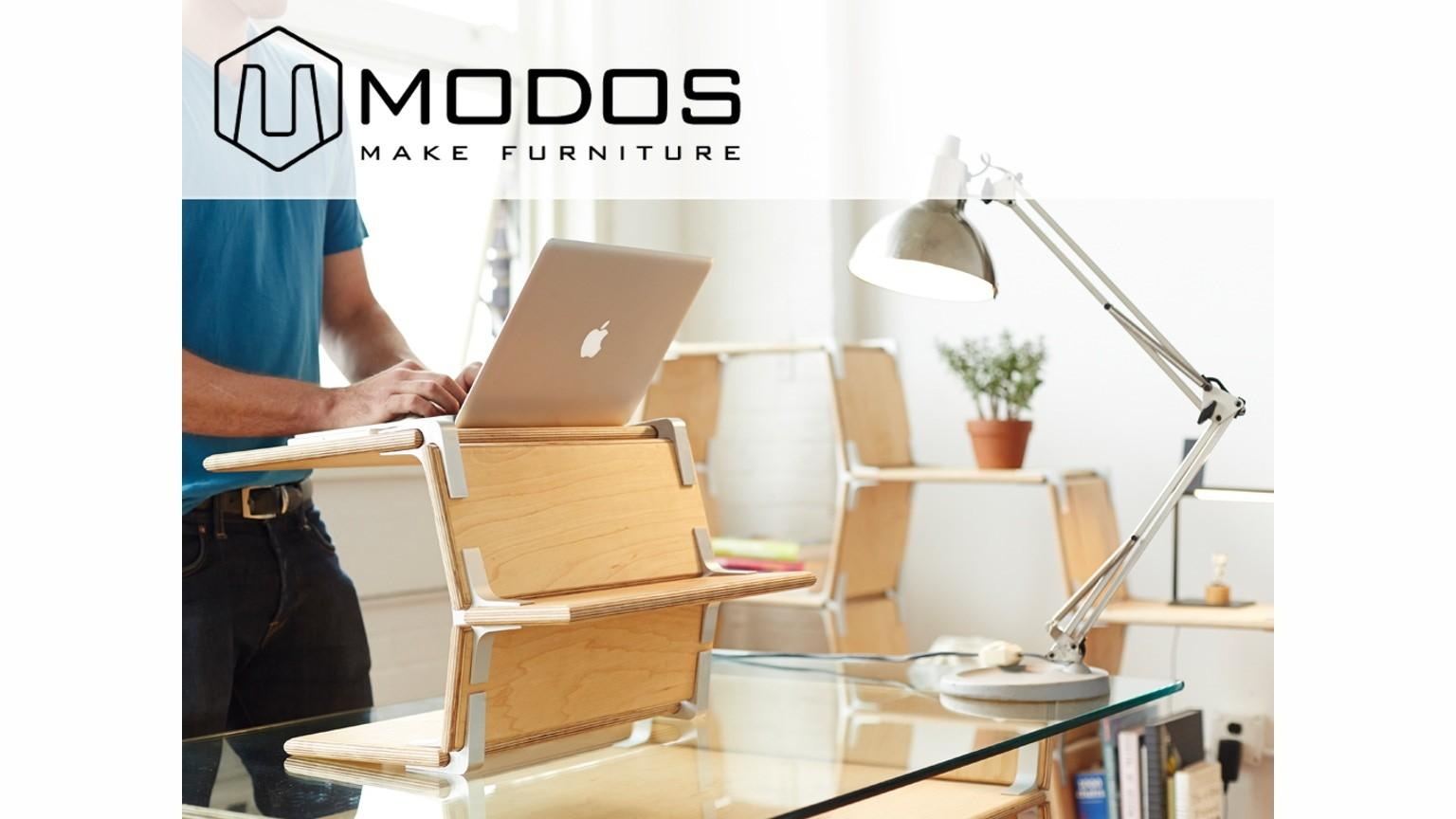 Modos Tool Reconfigurable Furniture System