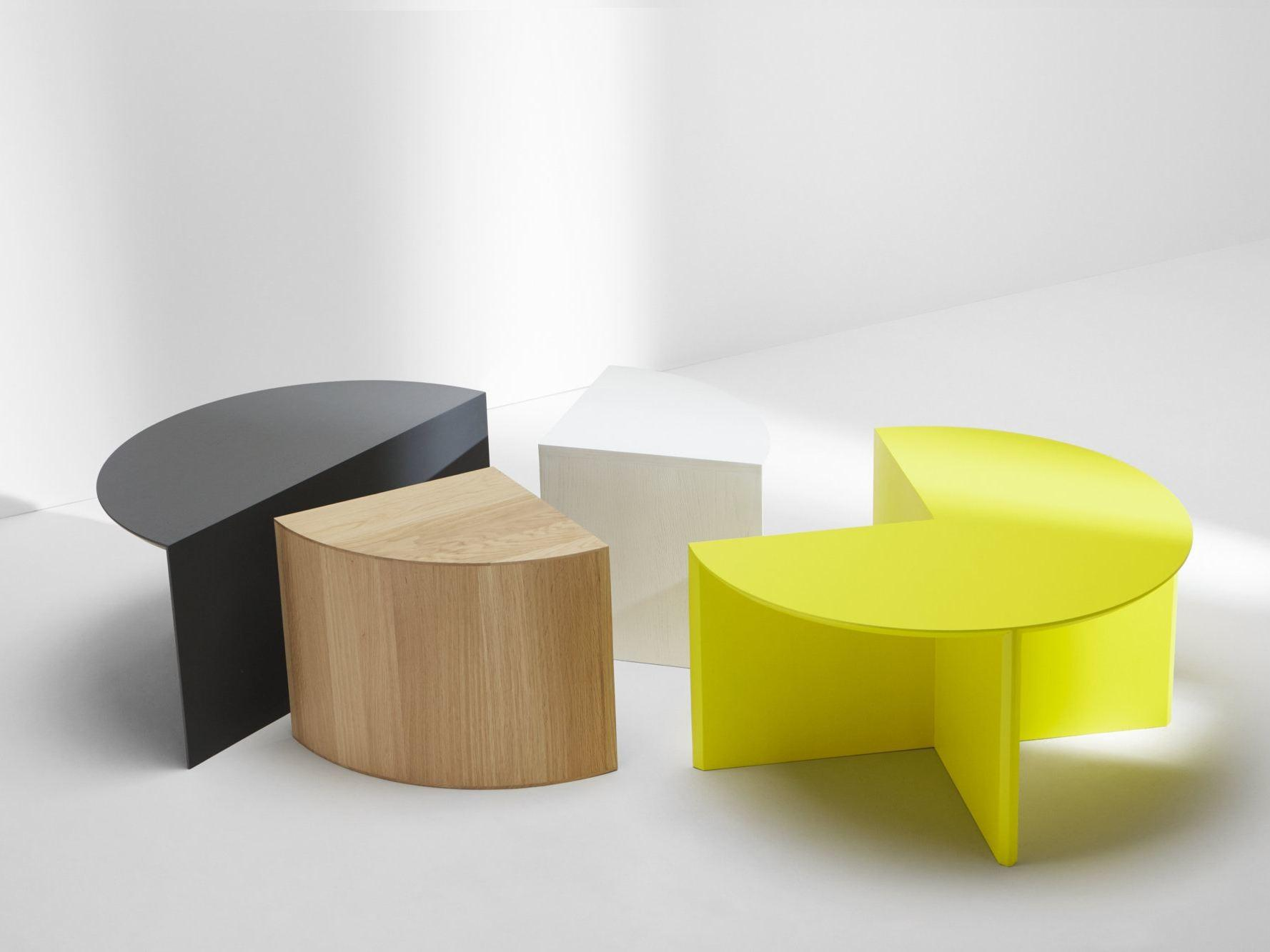 Modular Coffee Table Pie Chart System Furniture