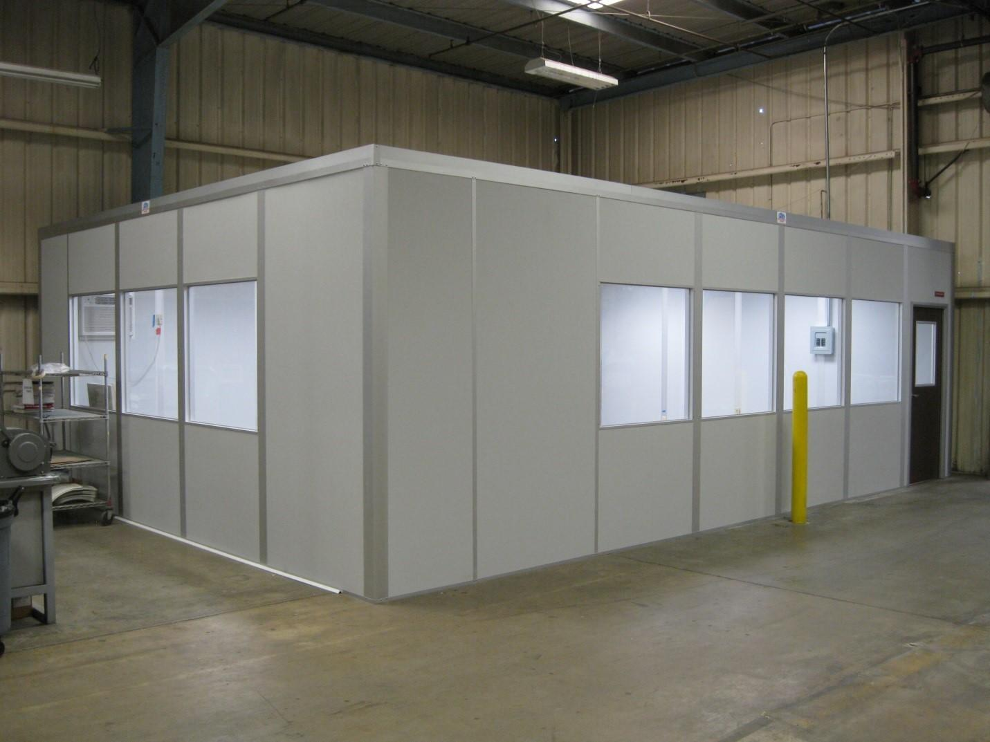 Modular Offices Warehouse Office United Partition