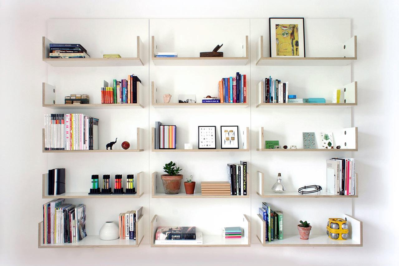 Modular Shelving Units Grow Your Collections