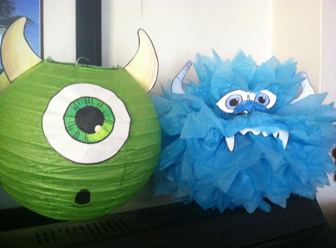 Monsters Inc Baby Shower Decorations Home Party Theme Ideas