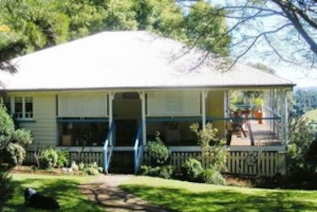 Montville Holiday House Houses Rent Balmoral