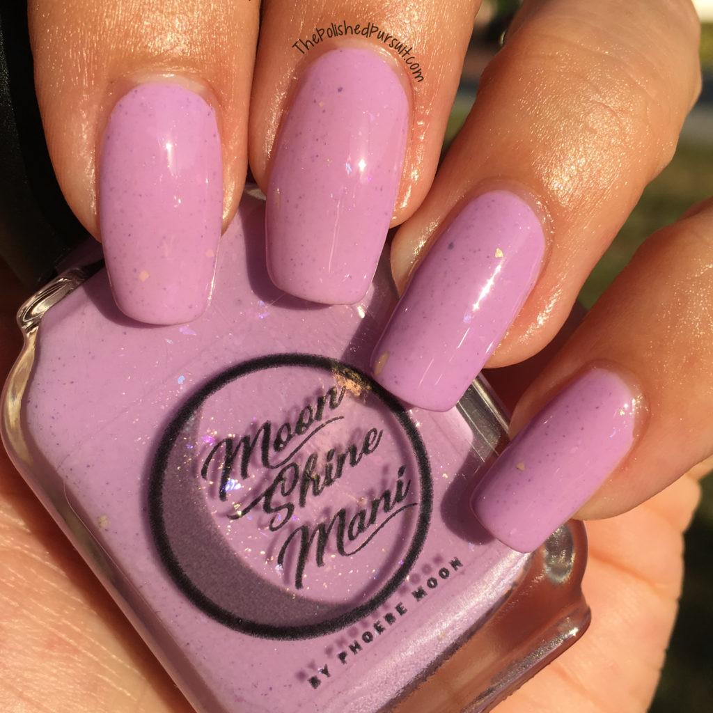 Moon Shine Mani 2018 Supremely Spring Collection