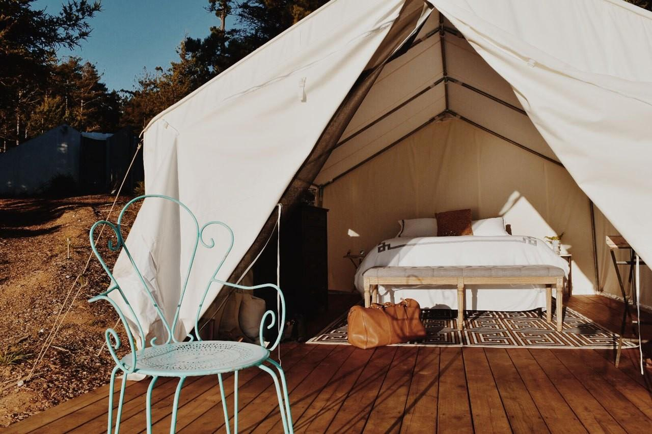 More Awesome Northern California Glamping Weekend