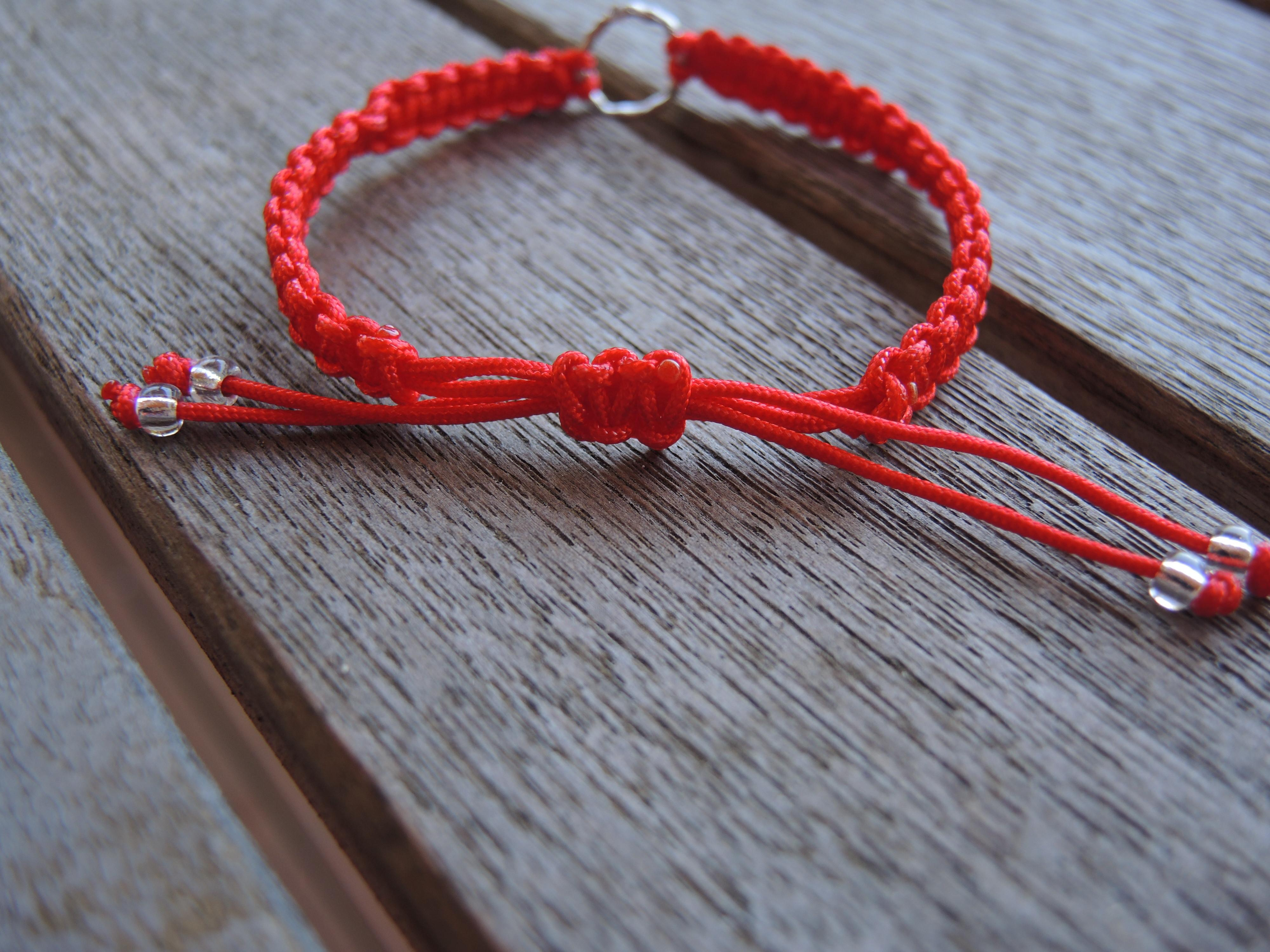 More Chinese Knotting Cord Bracelets Blueberry Hill Crafting