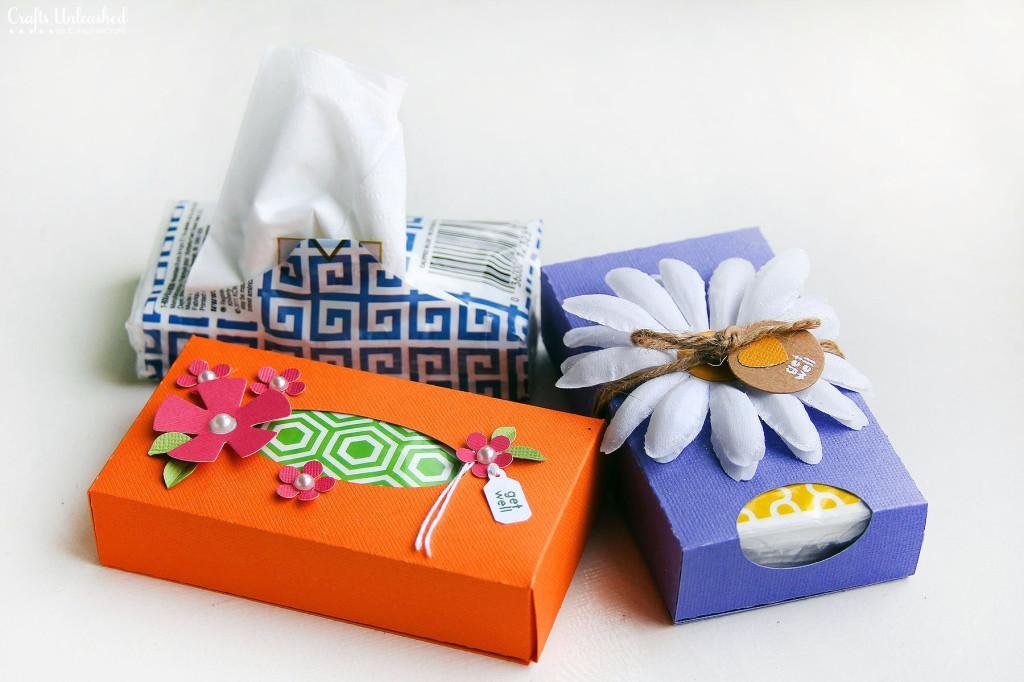 More Than Card Less Gift Solution Pocket Tissue