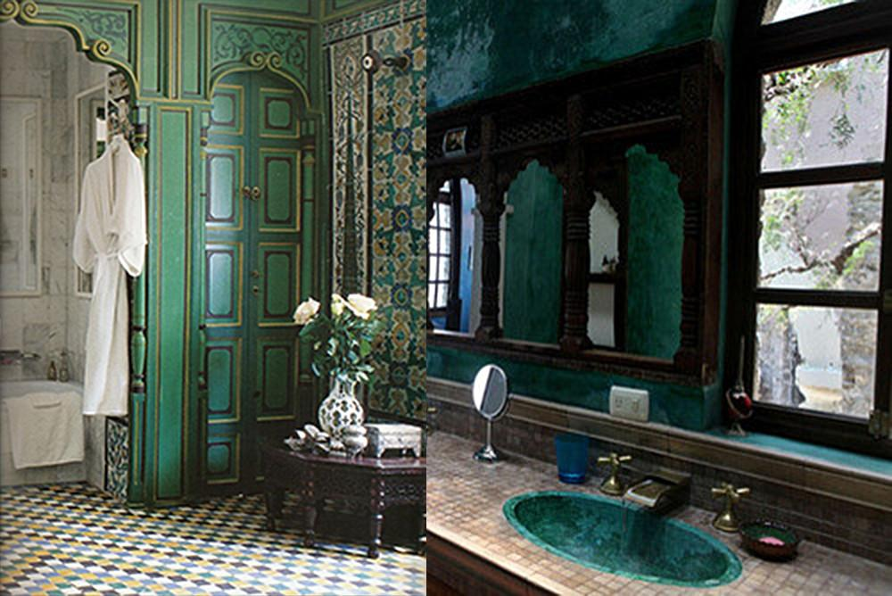 Moroccan Bathroom 2018 Trends East