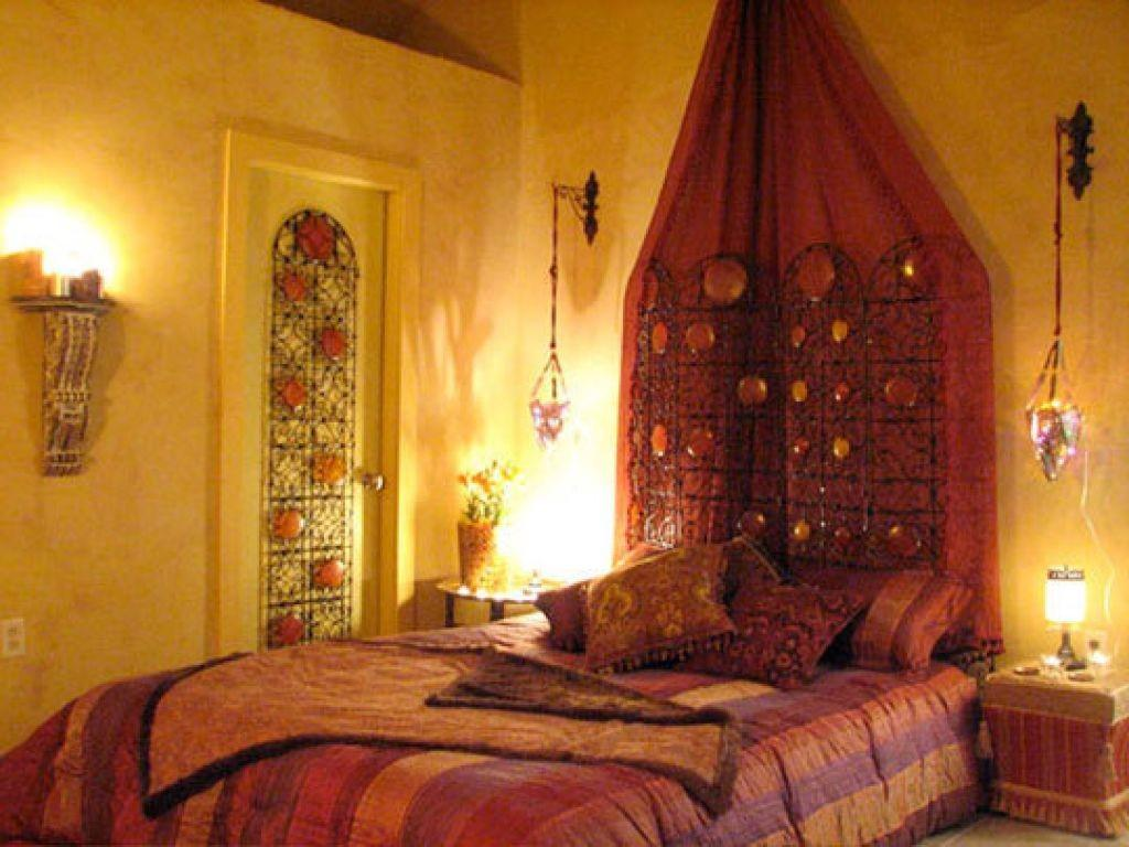 Moroccan Bedroom Dgmagnets