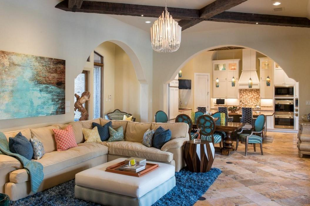 Moroccan Living Room Decorating Ideas Home